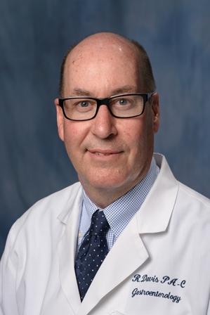Rick Davis, PA-C » Division of Gastroenterology, Hepatology