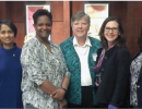 """Dr. Ellen Zimmermann featured in """"The New Gastroenterologist"""" for her activity in the AGA's 2017 Women's Leadership Conference"""